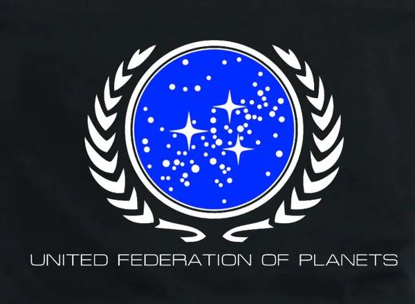 United Federation of Planets Star Trek – TshirtNow