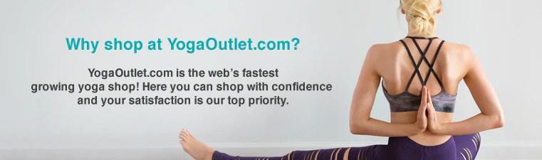 Why Shop at YogaOutlet.com?