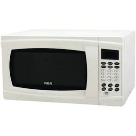 curtis international rca 1 1 cu ft microwave white rmw1112