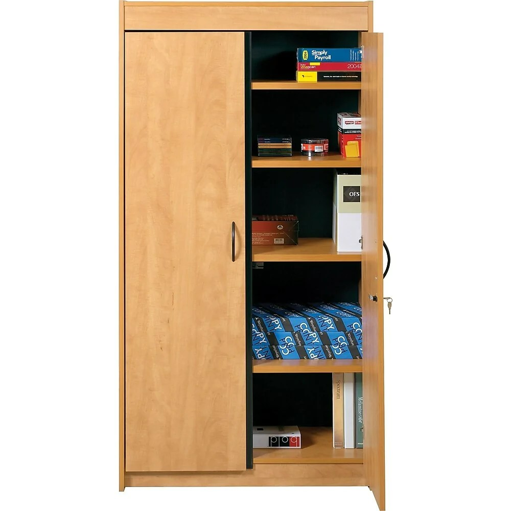 armoires et casiers de rangement