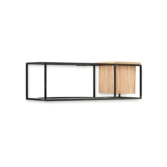 Umbra Cubist Wall Shelf Small Black Www Staples Ca