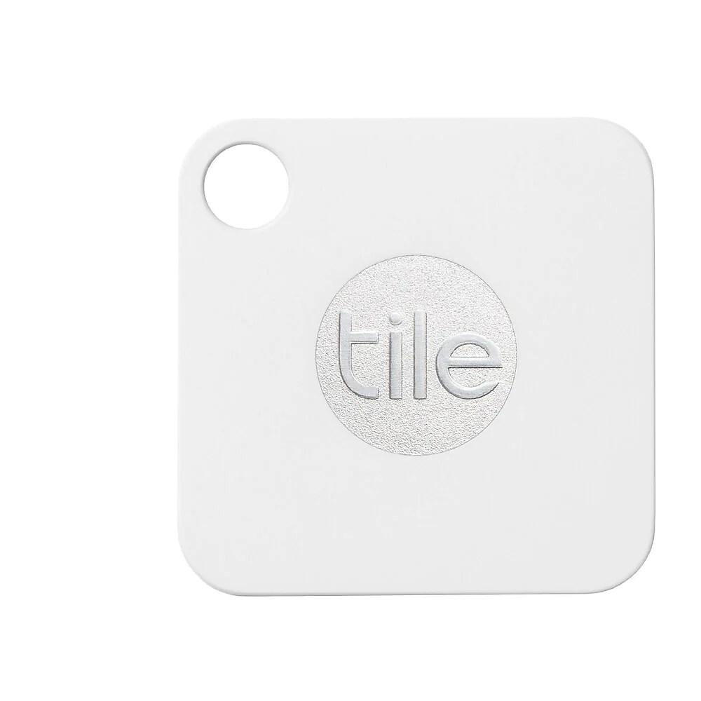 tile mate bluetooth item tracker