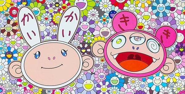 His works are built around an almost obsessive urge to explore. Artetrama Blog Takashi Murakami S Universe Part 2 Artetrama