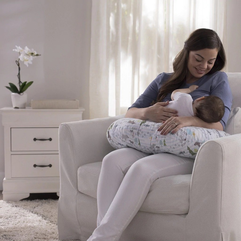 helpful tips for breastfeeding boppy