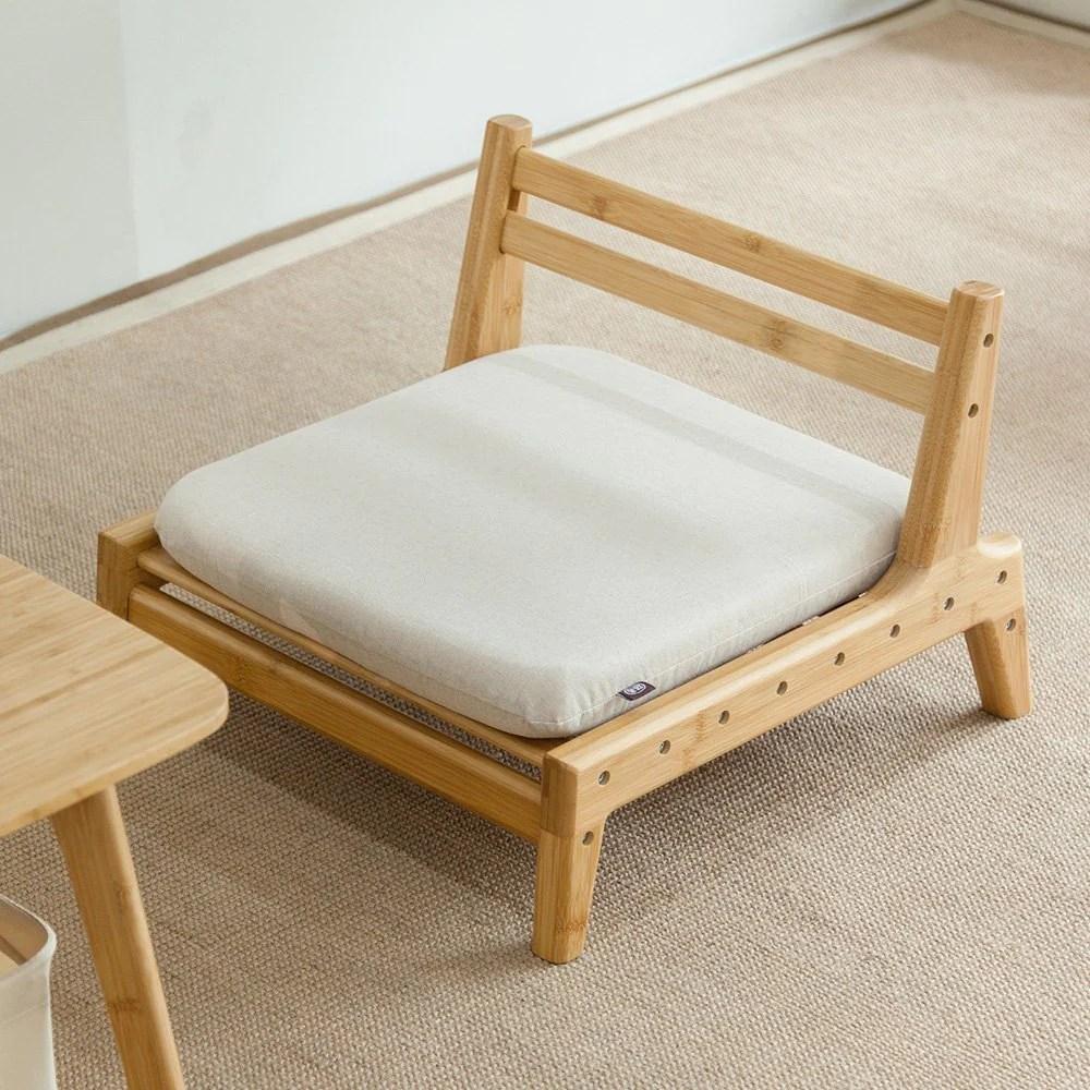 chaise basse zensitive