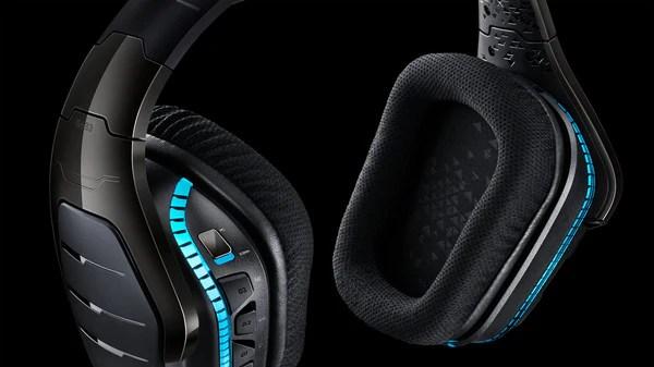 Logitech G633 Artemis Spectrum 7.1 Surround Sound Wired Gaming Headset