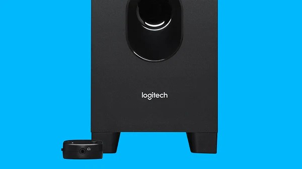 Logitech Z313 Computer Speaker System with Subwoofer