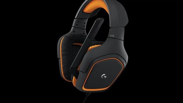 Logitech G231 Prodigy Gaming Headset with Unidirectional Mic