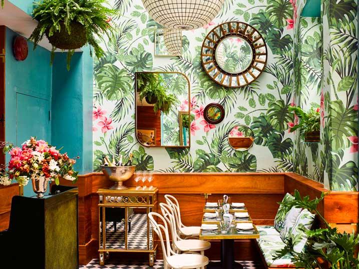 idee per arredare un giardino piccolo in stile romantico un giardino piccolo è, per definizione, il luogo più romantico e raccolto della casa. 6 Esempi Di Decorazioni Di Bar Per Una Location Originale E Unica