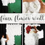 How To Set Up A Portable Flower Wall Backdrop Cv Linens