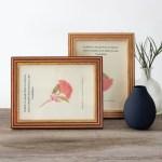 Handmade Large Mixed Timber Photo Frames Online Australian Woodwork