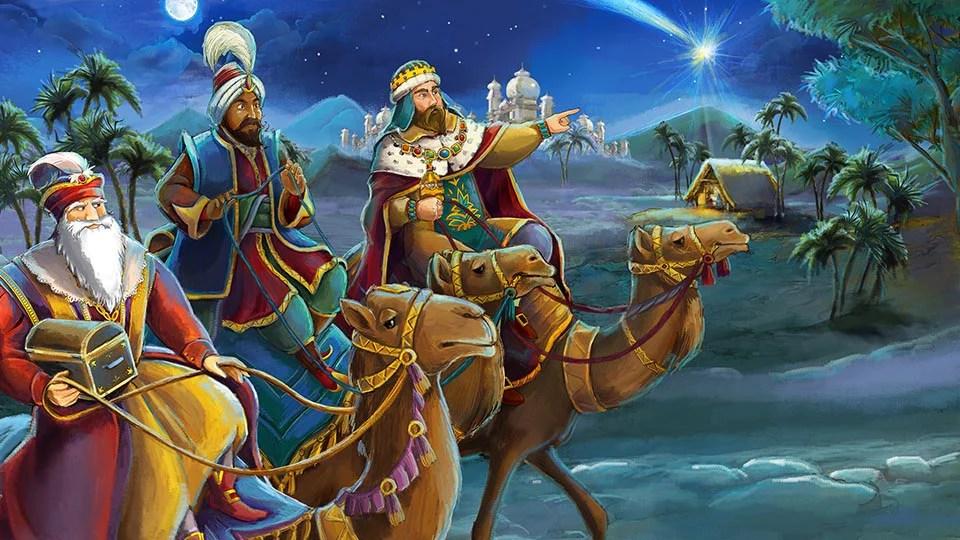 ¿Reyes Magos: ¿En dónde suponemos que compran los regalos?