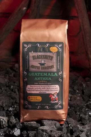 Blacksmith Coffee Roastery Guatemala Antigua