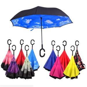 Magic Reversible Umbrella