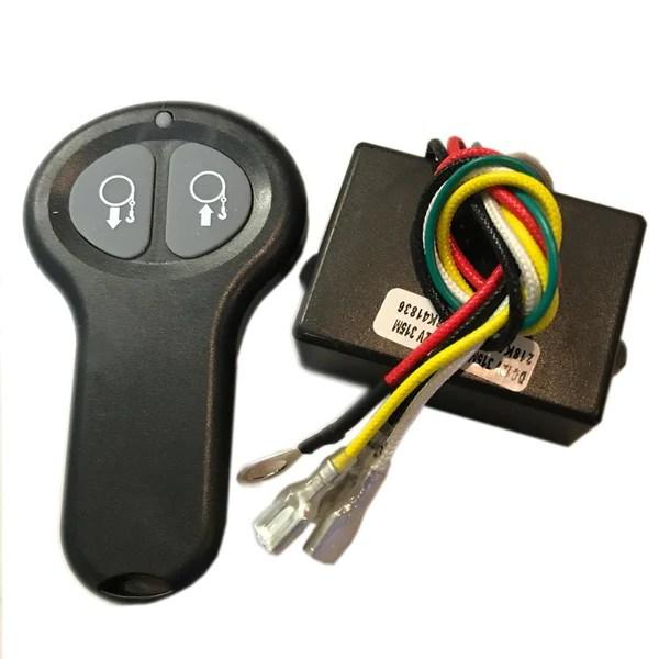 tuff stuff® wireless winch remote universal wireless