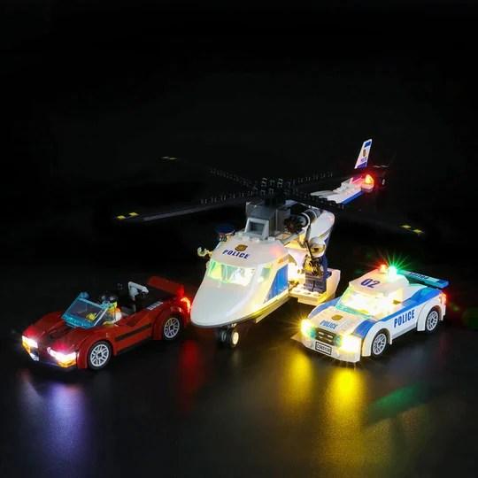 speed chase 60138 set lightailing
