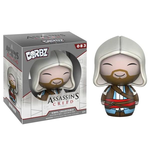 Funko Assassins Creed Dorbz Edward Figure Radar Toys