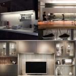 Under Counter Led Lighting Kit Aiboo 6 Pcs 11 Inches Dc 24v