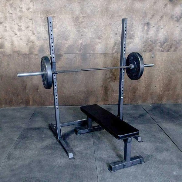 Commercial Squat Rack For Weightlifting By Onefitwonder