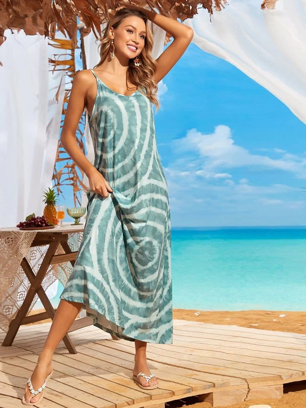 dress your best for a beach wedding outfit idea