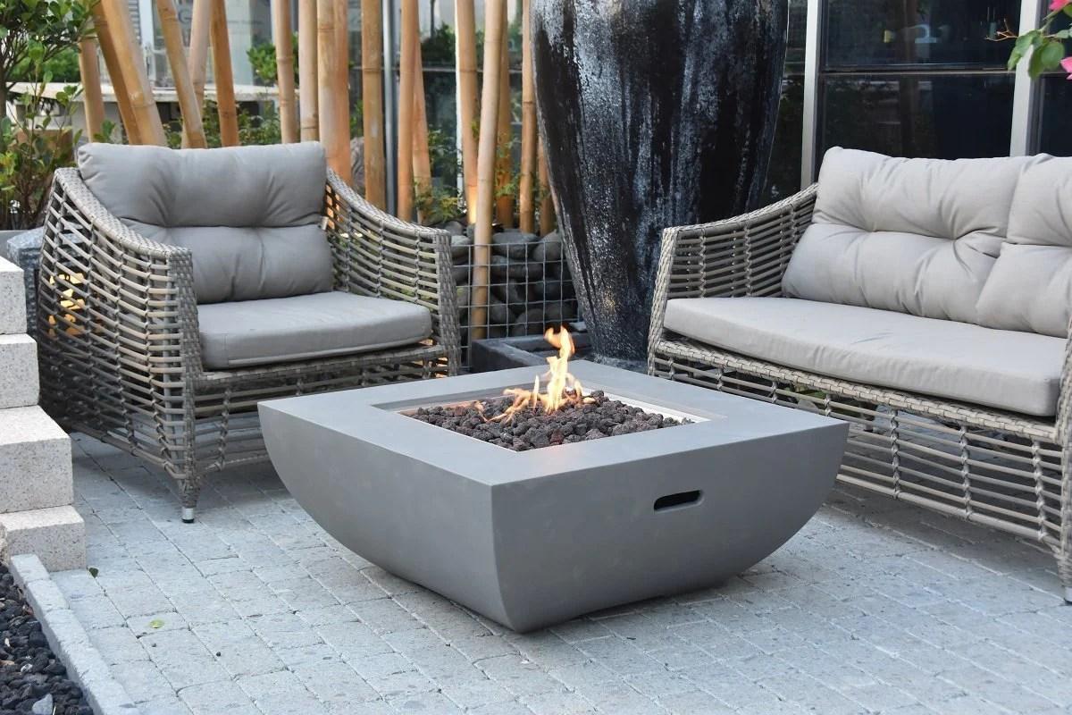 modeno westport fire table