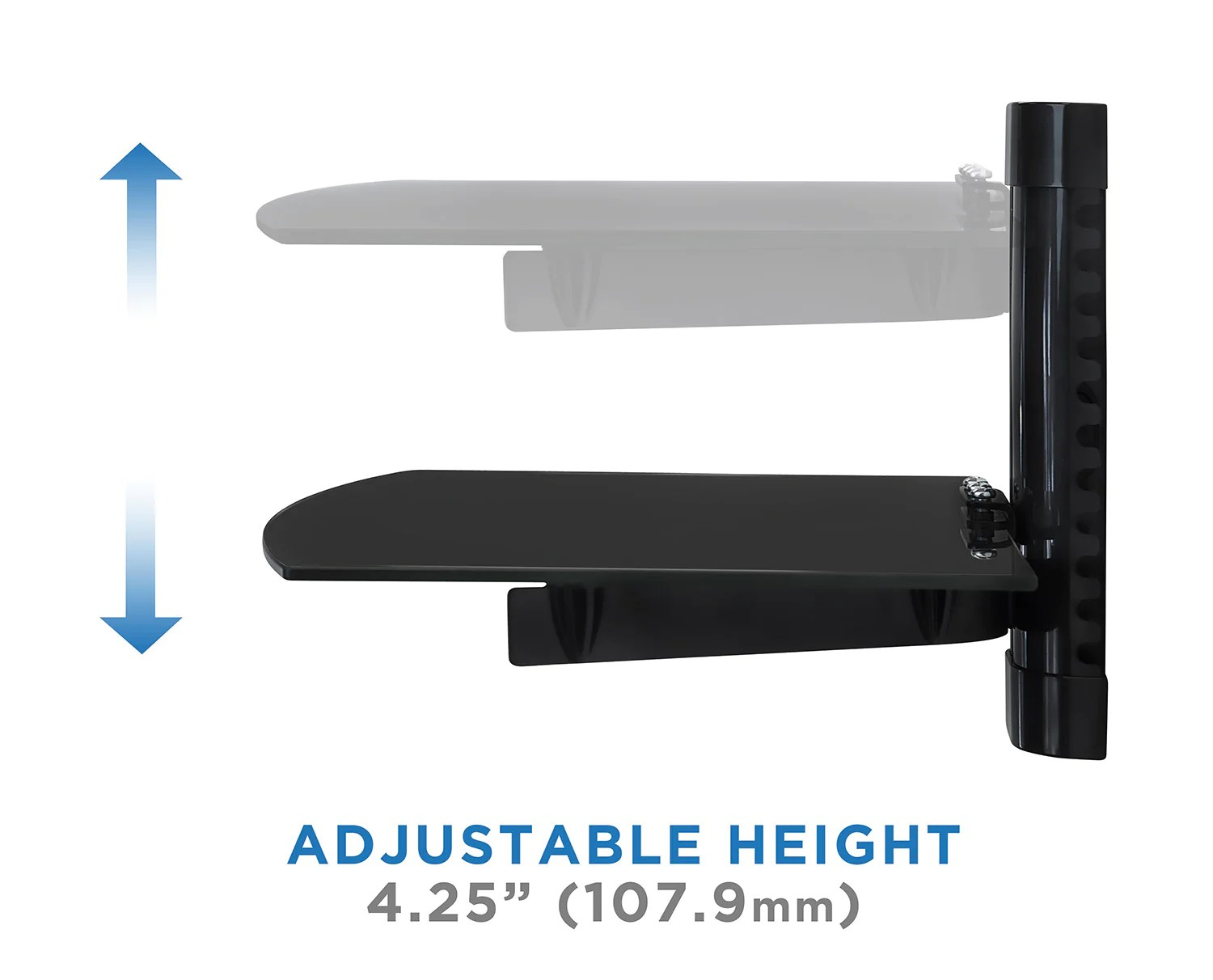 Floating Wall Mounted Shelf Stand Mi 891 Mount It