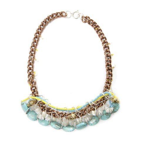 Kat&Bee Jewellery, statement necklace, summer jewellery