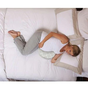 chicco boppy pregnancy pillow wedge glacier