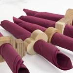 Wood Napkin Rings Wedding Napkin Rings Rustic Napkin Rings Wood Nap Promidesign Uk
