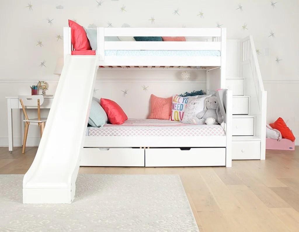 Top Kids Beds Best Bunk Beds Slide Beds Girls Beds Boys Beds Maxtrix Kids