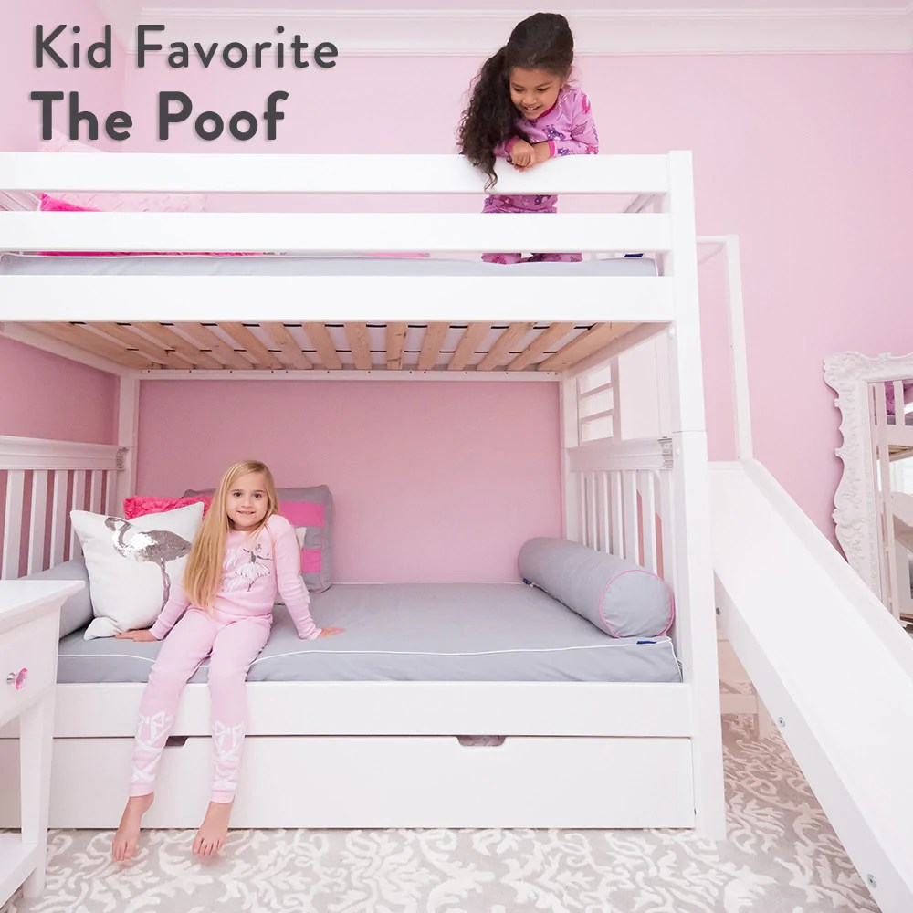 under bed curtains for your kid s bed
