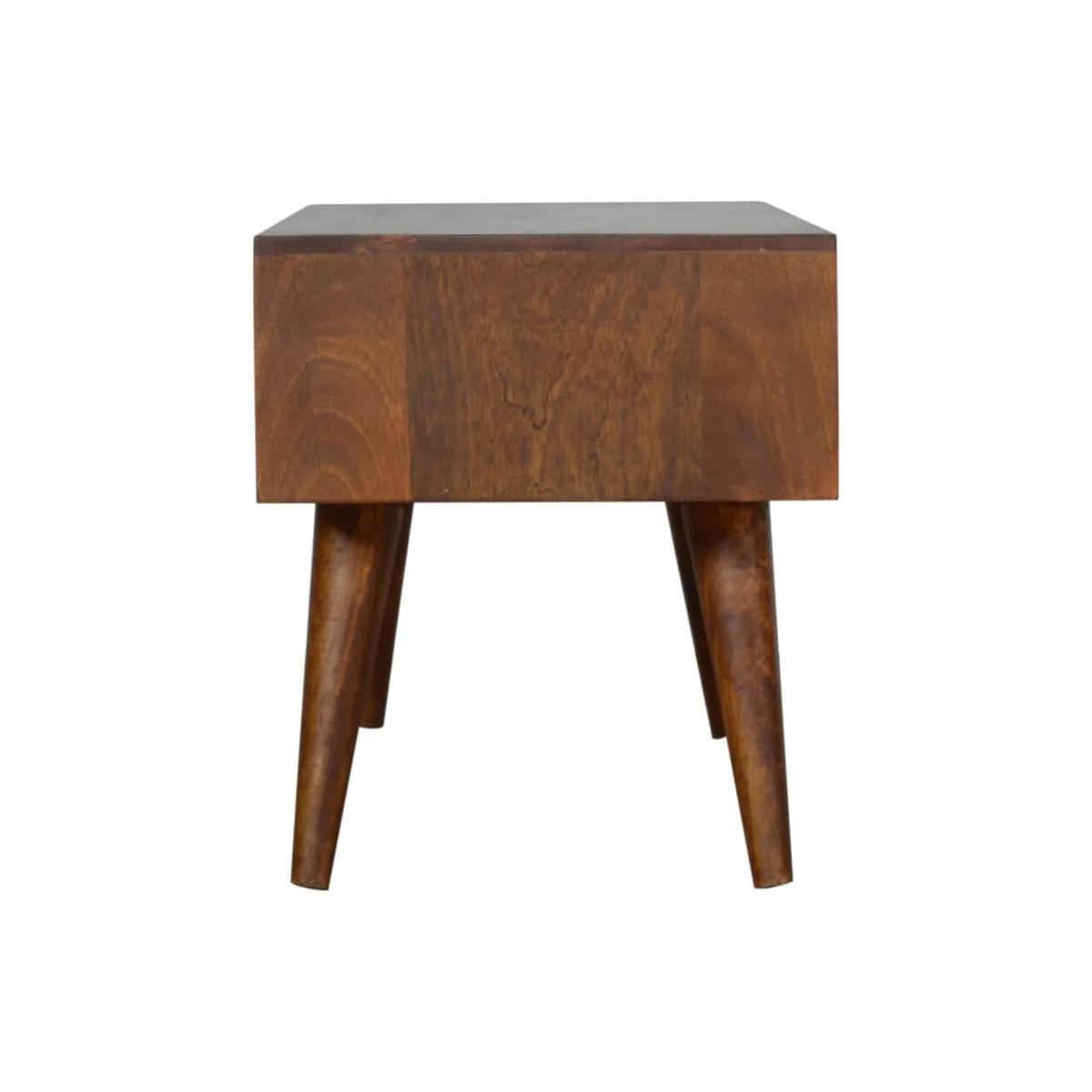 meuble media bois massif fait main bien aise com