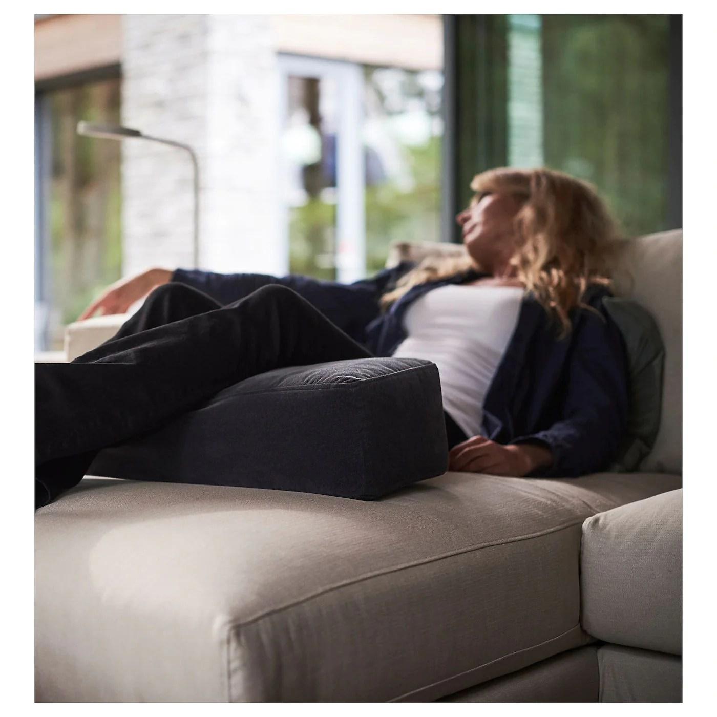 armrest cushion djuparp 52x20 cm