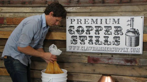 How to Make Peach Brandy Moonshine: Part 2 – Clawhammer Supply