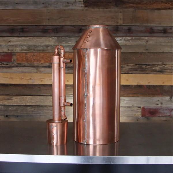 Moonshine Still Kit - 5 Gallons – Copper Moonshine Still ...