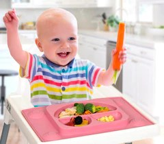 Easy Tots Suction Plate