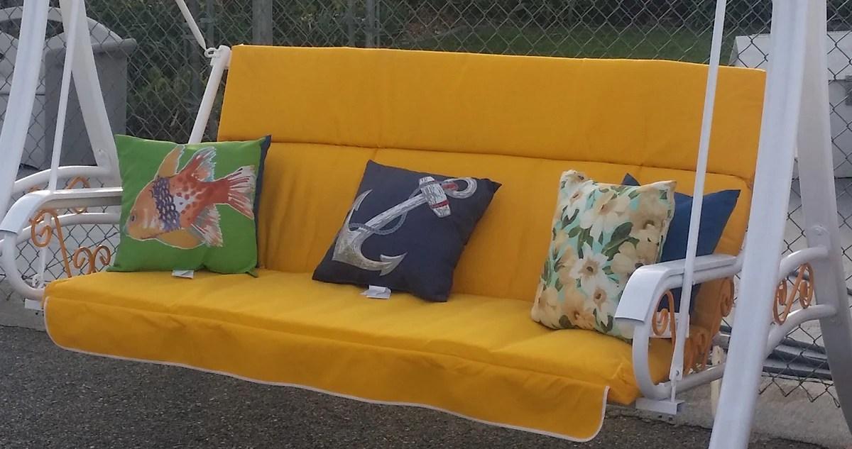 swing cushions usa