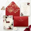 38 Modern Chinese Wedding Invitation Designs For Your Banquet East Meets Dress