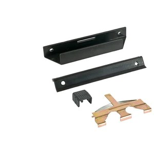 sliding patio screen door latch and pull with 3 1 2 screw holes