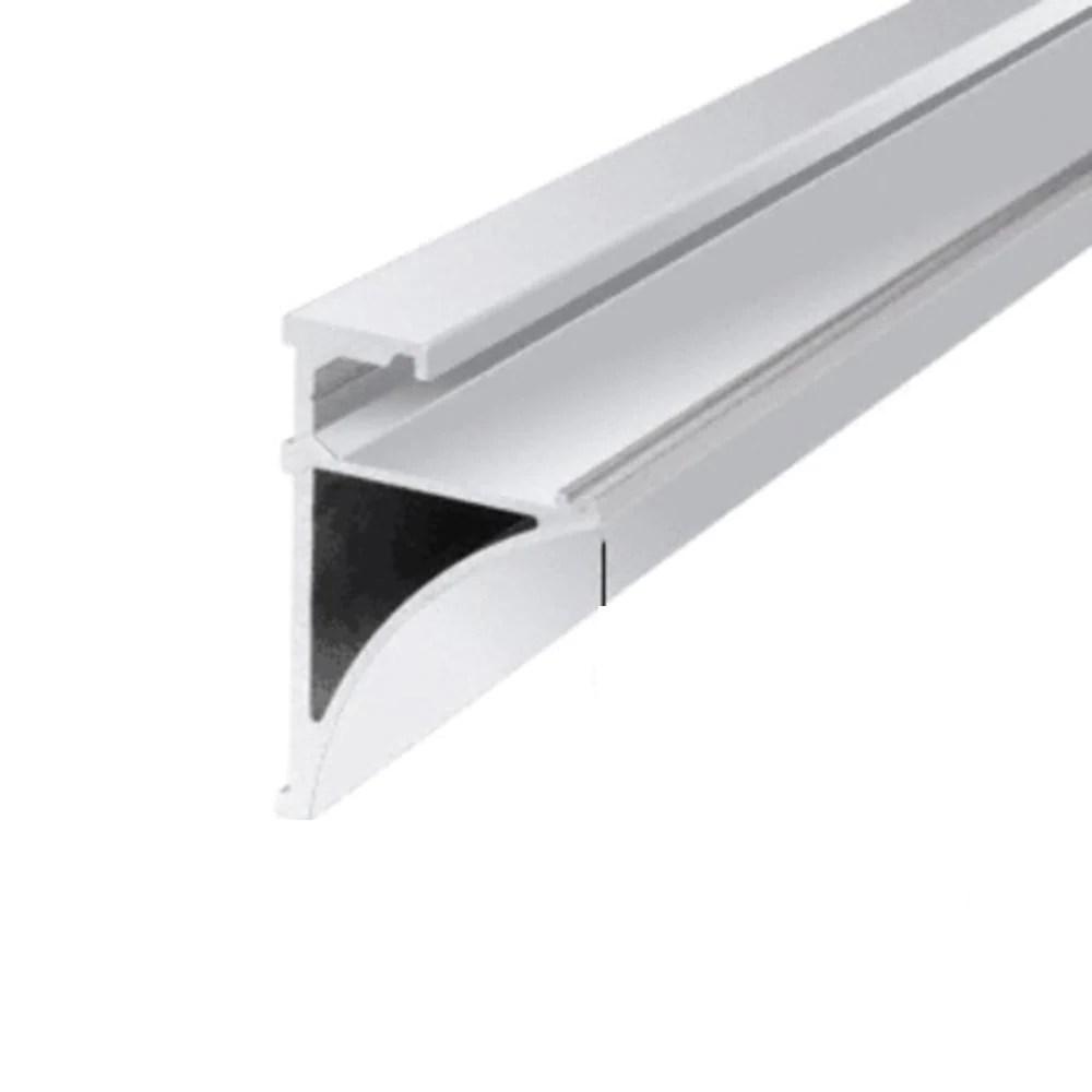 bath shelving 96 aluminum extrusion for 1 4 glass