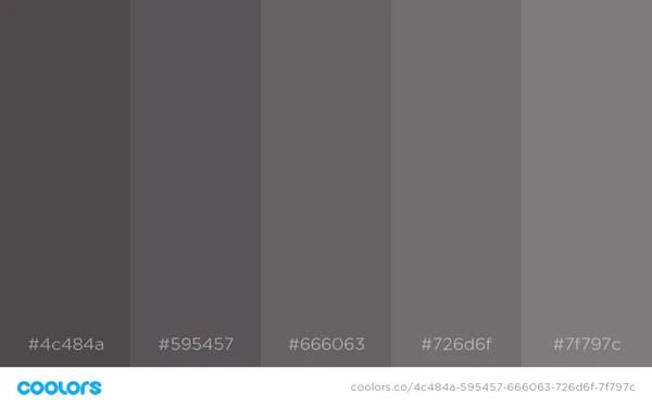 Techwear Color Palette Option B - NinjaDark
