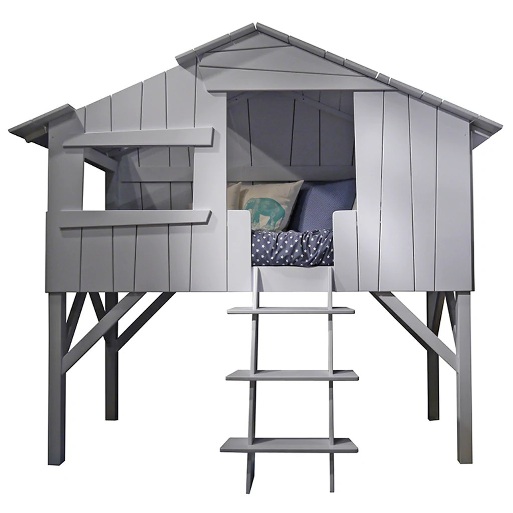 Mathy By Bols Treehouse Single Bed Colour Lacquer 20 Colours Josh Jenna