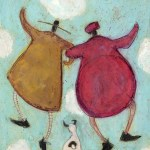 Sam Toft The Best Is Yet To Come Signed Limited Edition Art Print