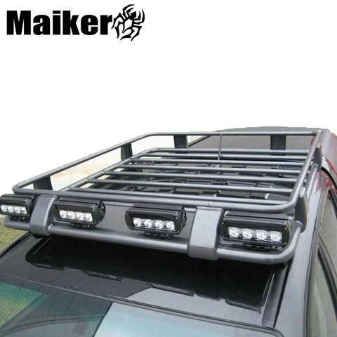 car roof rack for suv truck maike