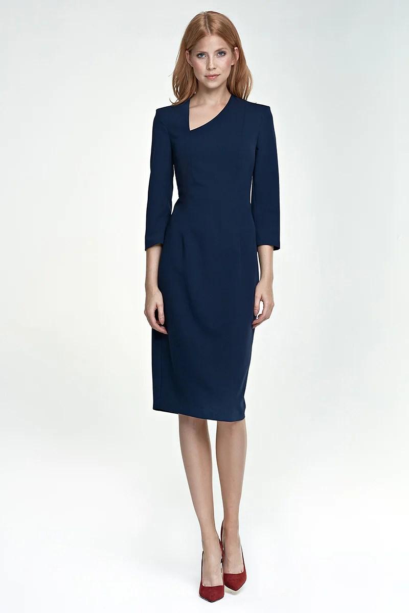 Quelle Couleur De Chaussures Porter Avec Une Robe Bleu Marine Mademoiselle Grenade