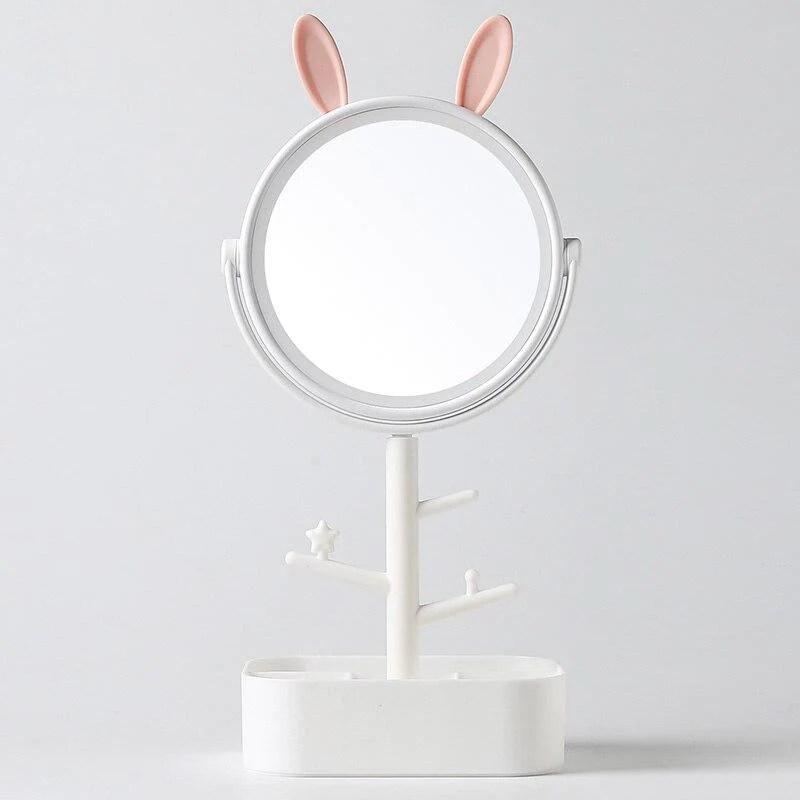 Miroir Avec Lampe Miroirbeaute Miroirbeaute Miroir Lumineux
