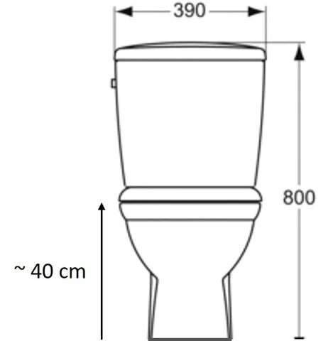 La Bonne Hauteur Pour Un Tabouret Physiologique De Toilette