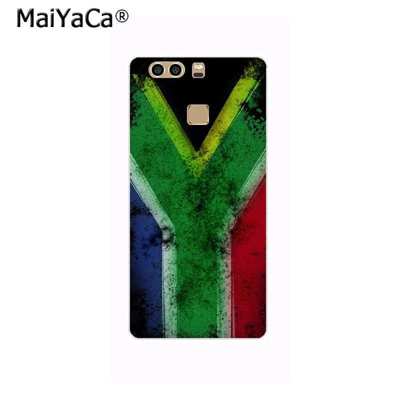 Maiyaca Egypt South Africa Nigeria Flag Phone Case For Huawei P10plus P9 P10 P8 P7 P6 P10plus Xiaomi 3 4 Redmi2 Redmi Note2