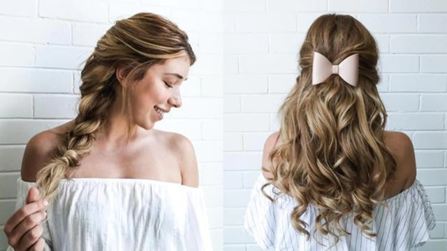 4 easy back to school hairstyles – luxy hair