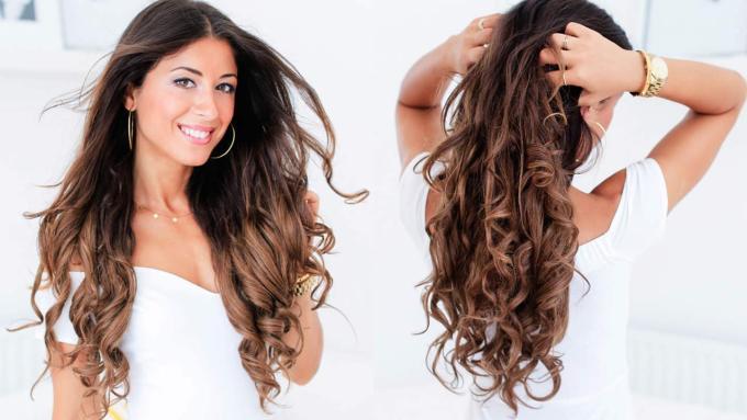 heatless curls: how to get heatless curls & waves easily